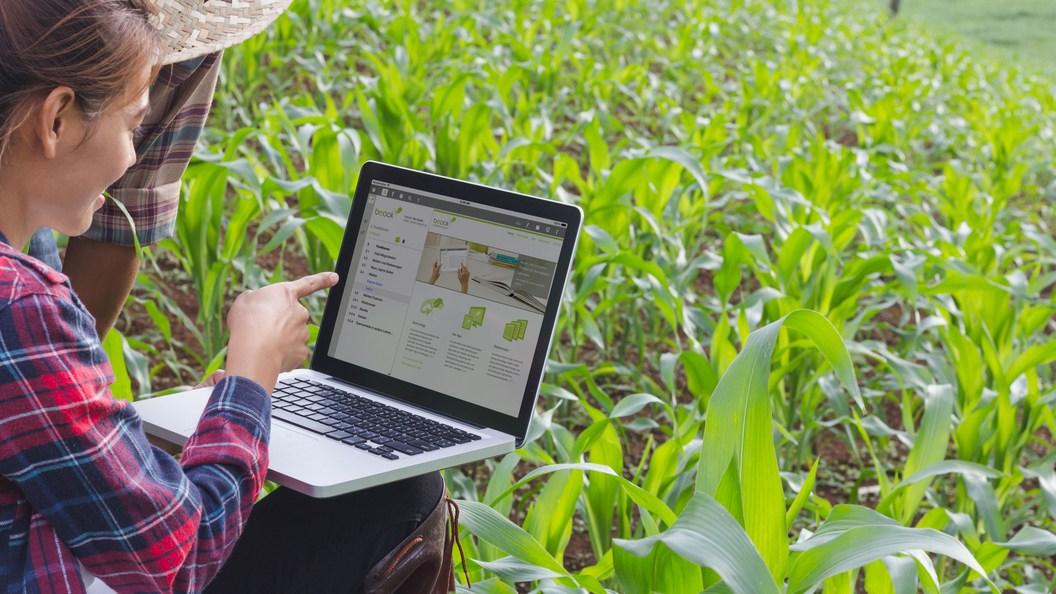 Digitale Lehrmittel im Klassenzimmer oder offline auf dem Feld - so macht Lehren und Lernen Spass