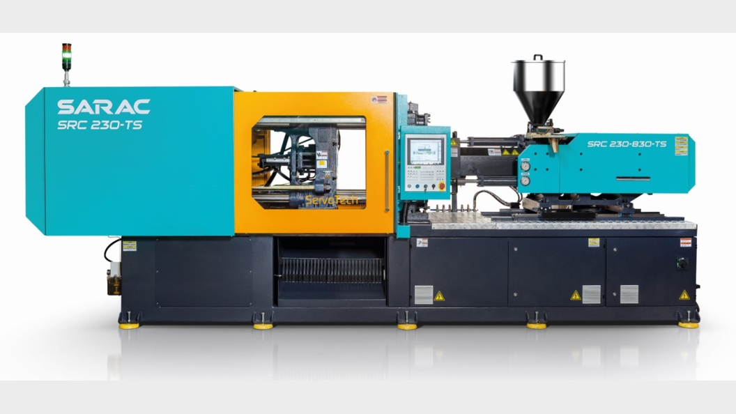 SRC 230-TS injection moulding machine