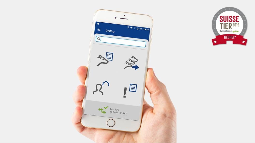 DelPro Companion App