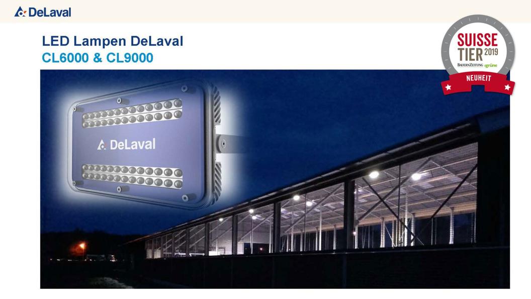 LED Lampen DeLaval