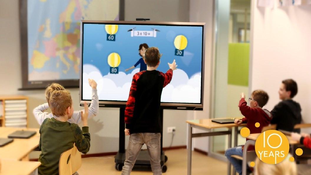 Die Prowise Gesamtlösung ist die ultimative Lösung für den interaktiven Unterricht in Ihrer Klasse.