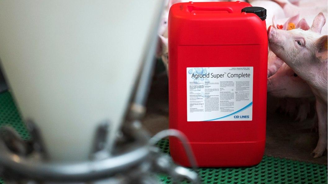 Trinkwasserzusatz Agrocid Super Complete