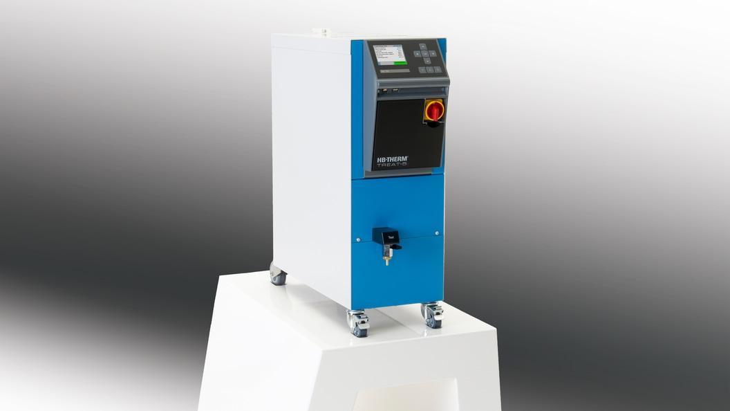 Wasseraufbereitungsgerät Treat-5 zur Systemwasserspeisung von Temperiergeräten