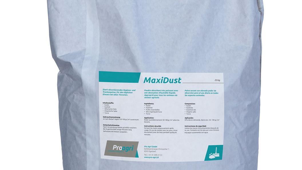 MaxiDust 25 kg