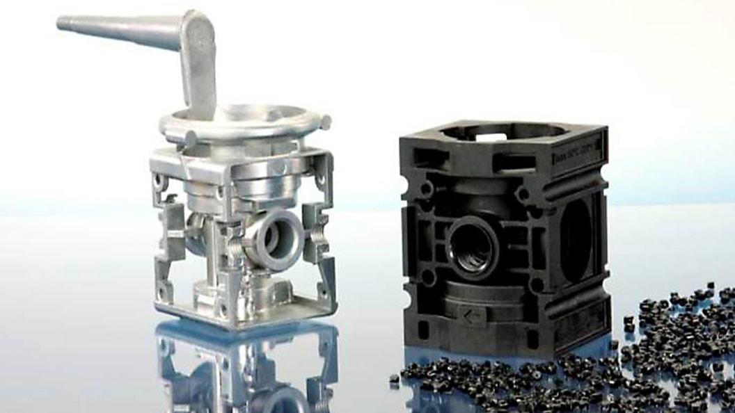Metallersatz mit Hochleistungspolymeren - SPE 20