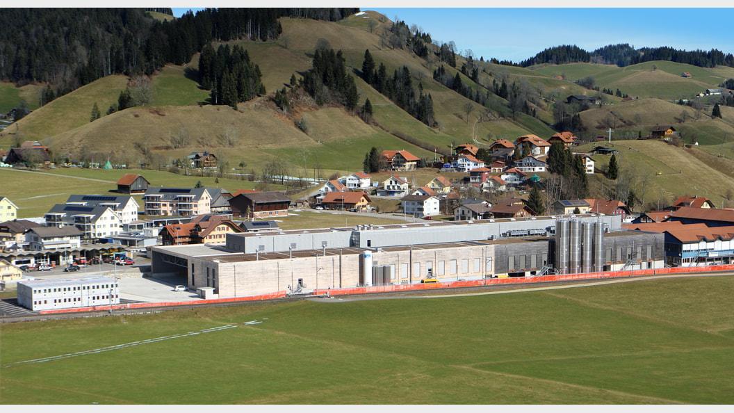 B. Braun's Escholzmatt production site in Switzerland (Photo: B. Braun)