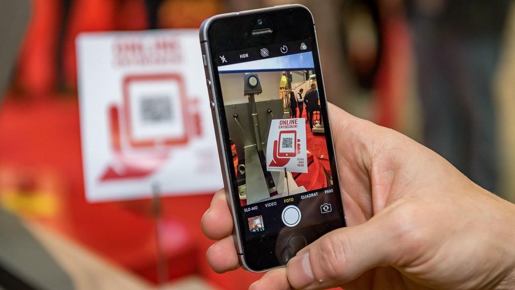 An der Suisse Tier wurde digitale Informationsbeschaffung und persönlicher Austausch kombiniert.