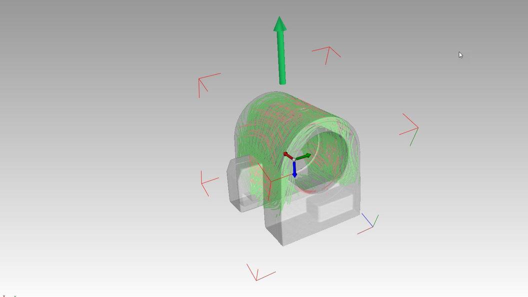 Bild 8: Strukturmechaniksimulation