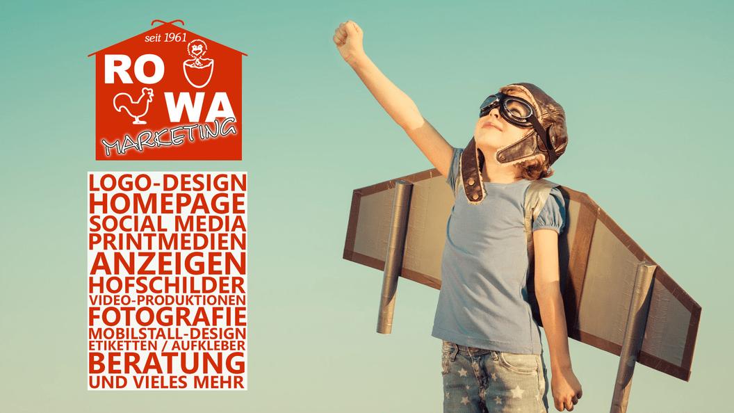 Marketing von A bis Z erhältlich bei ROWA Marketing