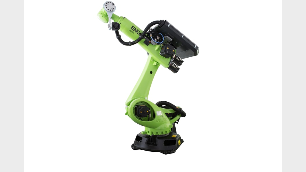 ENGEL easix: the multifunctional articulated robot.