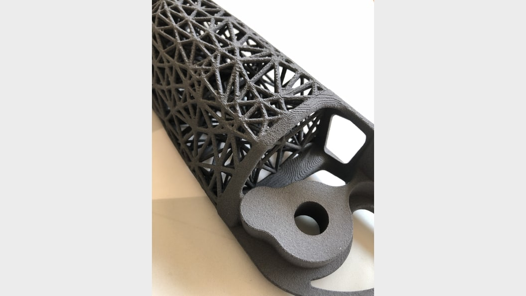 Light Weight Structures for Aero-Space-Applications