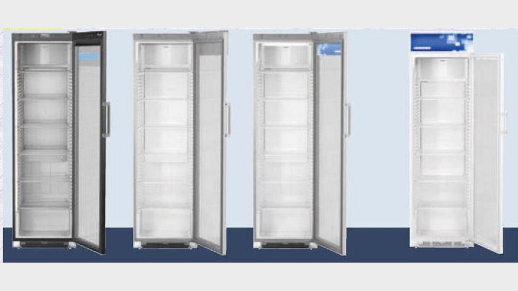 Kühlgeräte für die optimale Präsentation Ihrer Produkte im Hofladen.