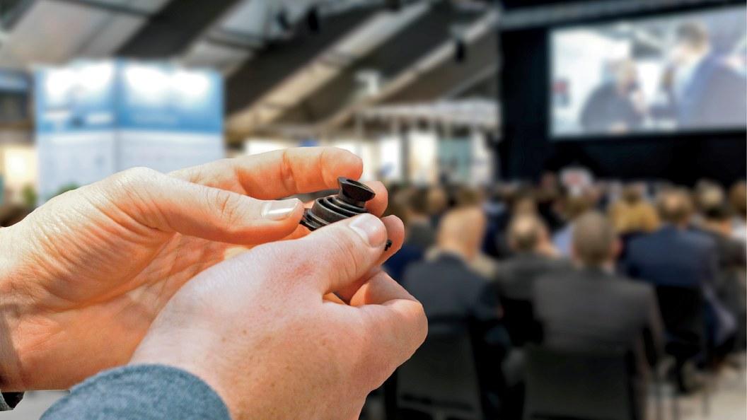 Die Swiss Plastics Expo findet vom 21. bis 23. Januar 2020 bei der Messe Luzern statt.