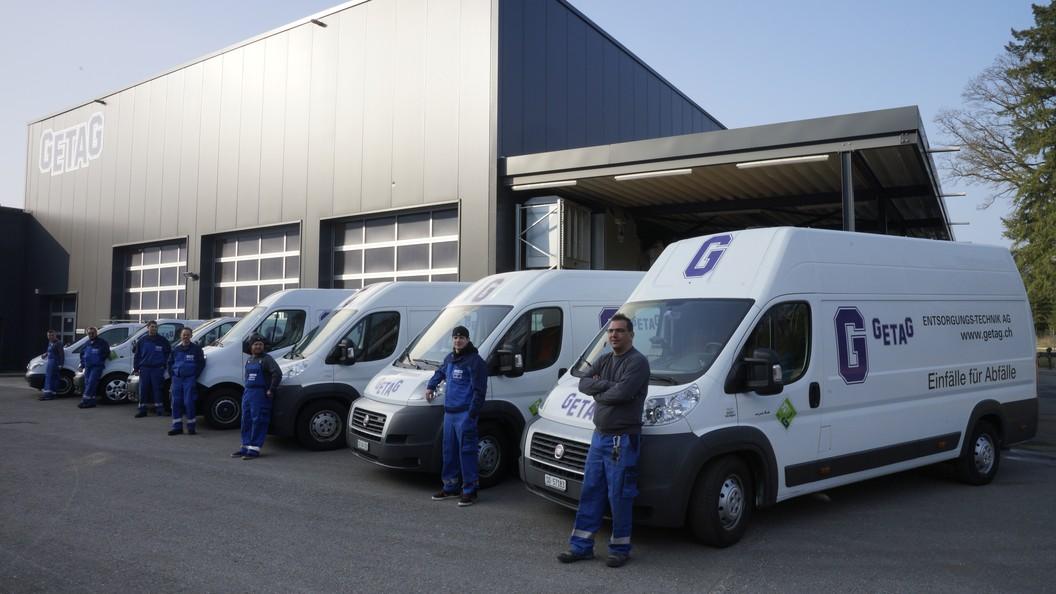 GETAG Service Team - für Sie unterwegs!