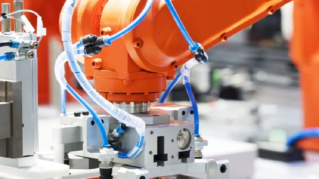 Lean operation and automation for Industry 4.0 at Innovation Symposium of Swiss Plastics Expo