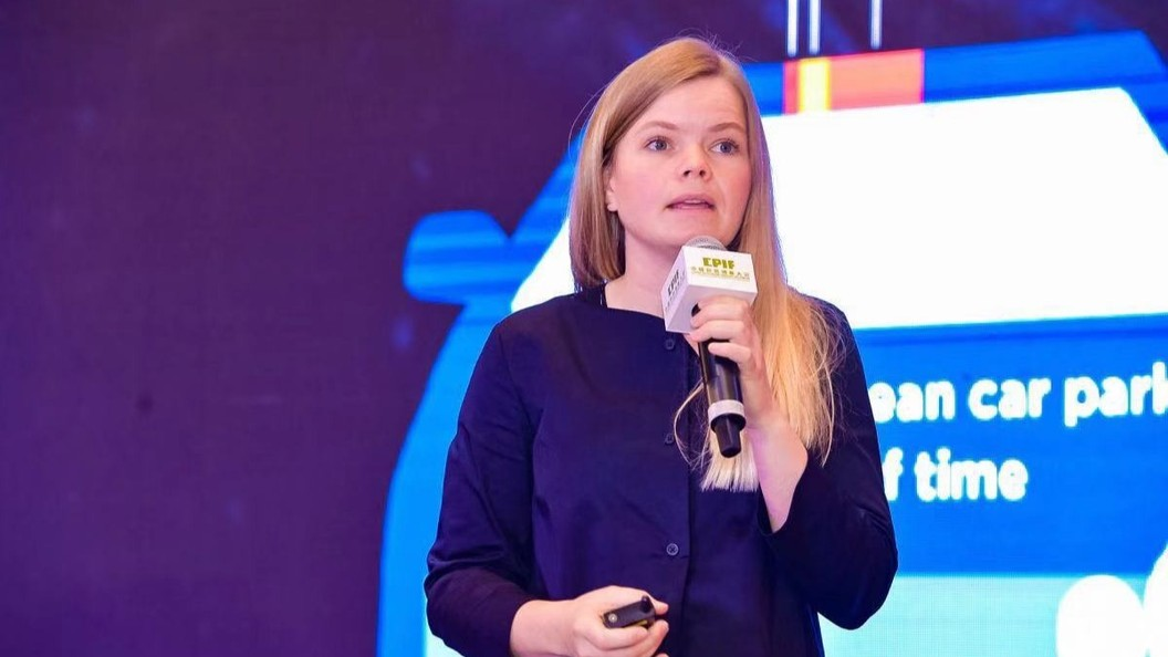 Keynote at the China Packaging Innovation Forum in Shanghai, Oct. '19