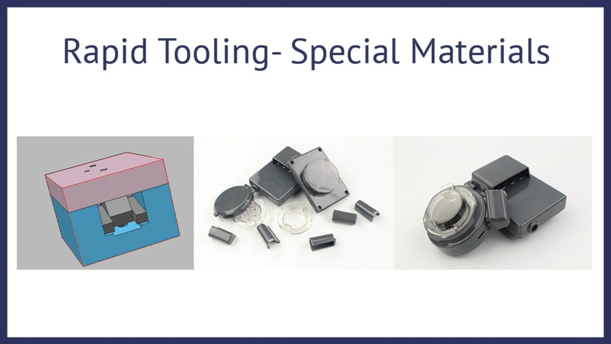 Rapid prototyping & rapid tooling - Additively