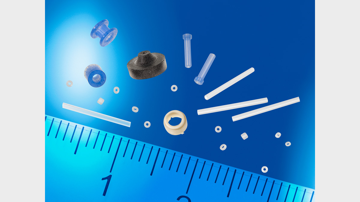 Injection moulding innovations - Medtech plus