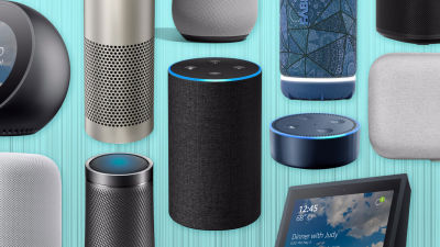 Smart speakers for consumers