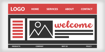The effective use of space in web design