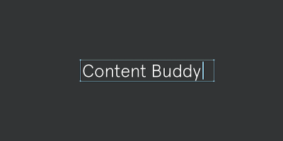 Content Buddy