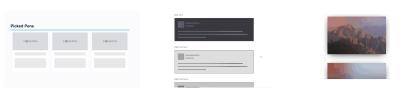 Skeleton screen examples on Code My UI