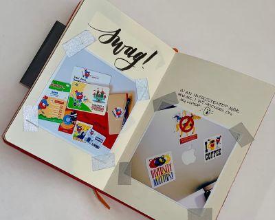 Alma's sketchbook