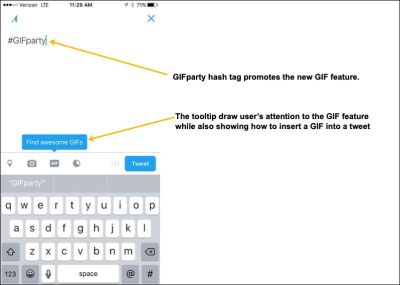 Twitter gif tooltip
