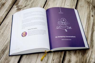 Inner design of the Smashing Book 6.