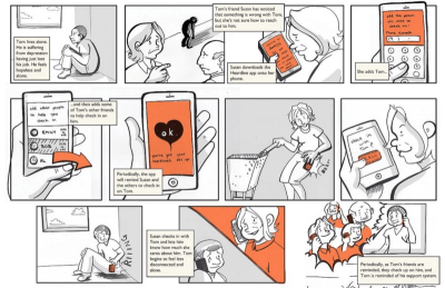 A storyboard is a linear sequence of illustrations, arrayed together to visualize a story.