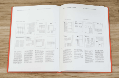 Josef Muller-Brockmann's Grid Systems in Graphic Design, 1961.