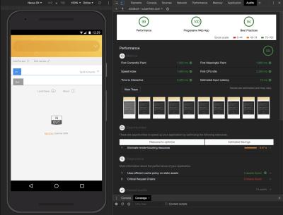 Getting a 100/100 on Lighthouse Progressive Web App audit