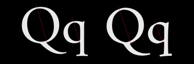 old style typefaces