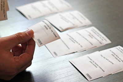 Card sorting is a method that is used to help determine the information architecture of a digital experience.