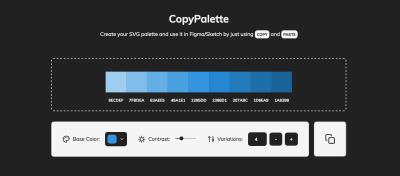 CopyPalette