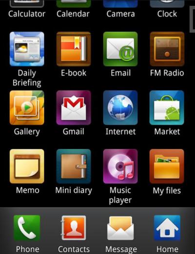 Samsung i9000 Galaxy S, 2010