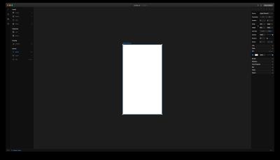 Framer X screenshot