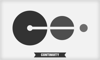 A depiction of continuous line