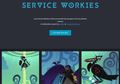 Service Workies