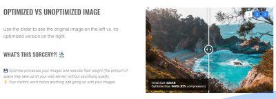 optimole best image optimization wordpress plugins