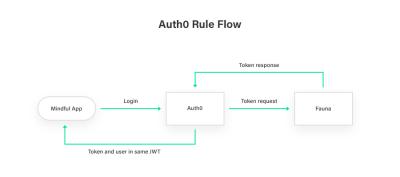 Auth0's Rule flow