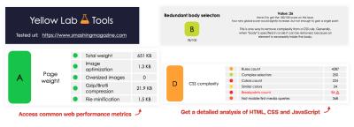 Yellow Lab Tools screenshot