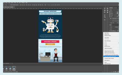 How to Add New Layers Visible in all Frames