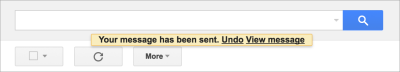 Waiting a few seconds before sending that email could save users from an uncomfortable situation.