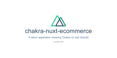 A demo application showing Chakra UI and NuxtJS