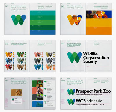 Brand Guidelines for the Wildlife Conservation Society
