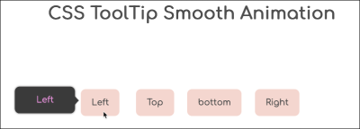 Tooltip repeats button label text.