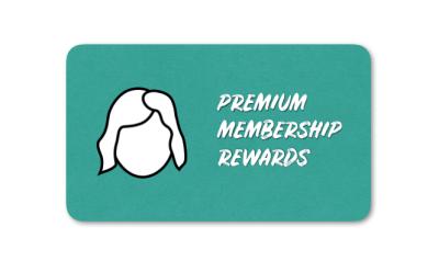 Premium membership rewards