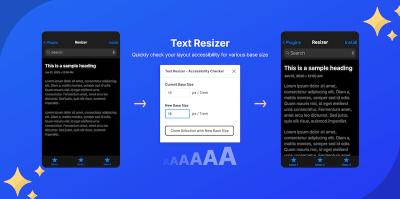 Text Resizer