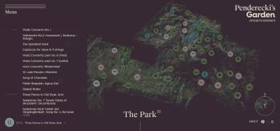 Penderecki's Garden's website
